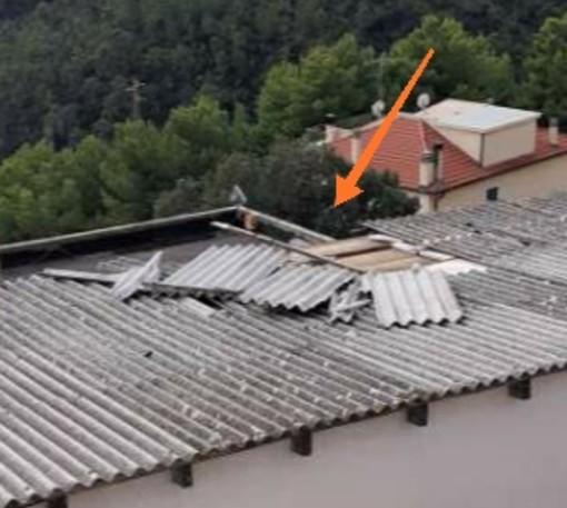 """Pietra Ligure, Mario Carrara: """"L'Eternit è letale. Via questo materiale dagli edifici comunali"""""""