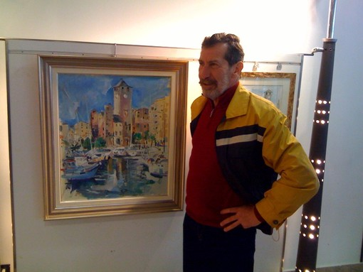 """Cairo: stasera anche il pittore Gianni Pascoli ad """"Incontro con l'Autore"""""""