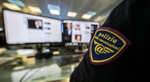 Foto di bambini nel computer, arrestato albenganese dalla polizia postale