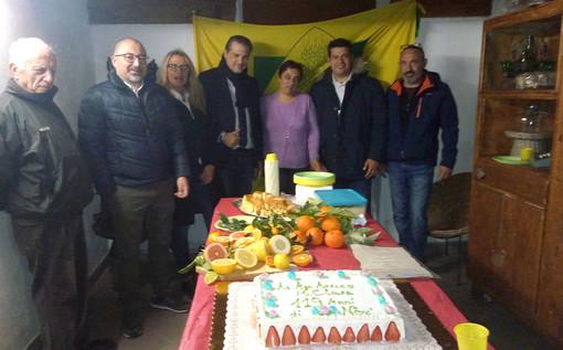 Inaugurato il primo punto vendita Coldiretti - Campagna Amica a Borghetto Santo Spirito
