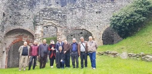 Delegazione palestinese in visita a Roccavignale