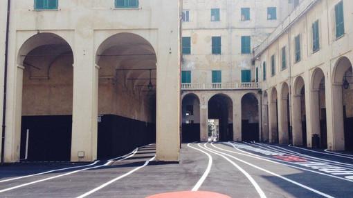 Strategia del bitume: il Lungotevere come Palazzo della Rovere?