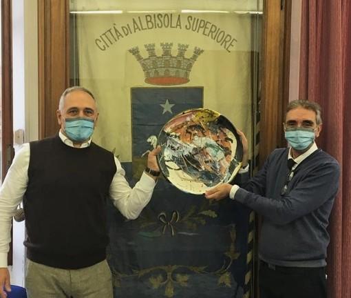 Albisola, in pensione il segretario generale del comune Giovanni Pucciano