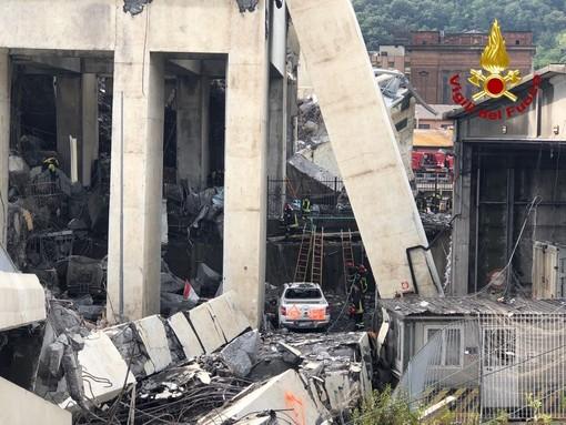 Tra i dispersi del crollo del ponte Morandi anche un savonese, Giorgio Donaggio