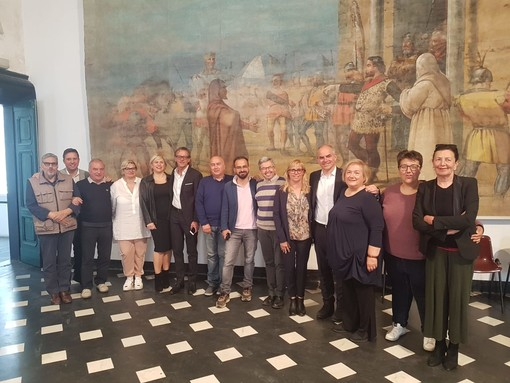 Albenga, presentato il Palio Storico 2019 (FOTO e VIDEO)
