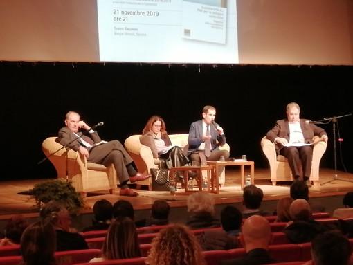 Pmi e sussidiarietà con l'uomo al centro sulla via dello sviluppo sostenibile. Da Borgio l'input per tutta la Liguria