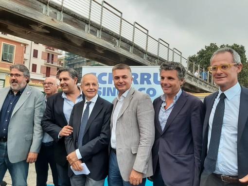 """Savona 2021, il candidato sindaco Schirru: """"Pulizia della città lascia a desiderare, ci metterò la faccia personalmente"""" (FOTO e VIDEO)"""