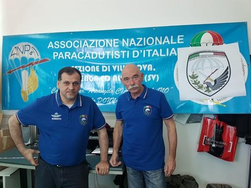 Il 2 giugno ad Albenga la festa della Repubblica si celebra con lanci di paracaduti e tute alari (FOTO e VIDEO)