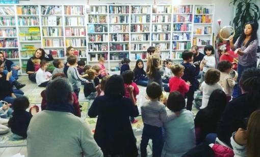 """""""Il Giardino Sonoro"""" per bambini da 3 a 6 anni alla Ubik di Savona"""