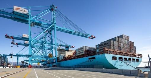 Piattaforma Maersk, un anno dall'avvio del Vado Gateway tra l'emergenza Covid e l'importanza delle infrastrutture