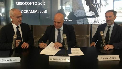 Firmato il Protocollo d'Intesa con la Regione Liguria per la promozione del Mototurismo FMI