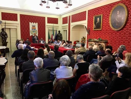 """Millesimo, primo Consiglio comunale dell'era Picalli: """"Un atto formale che mi ha dato ulteriore energia per il prosieguo del mio lavoro da sindaco"""""""