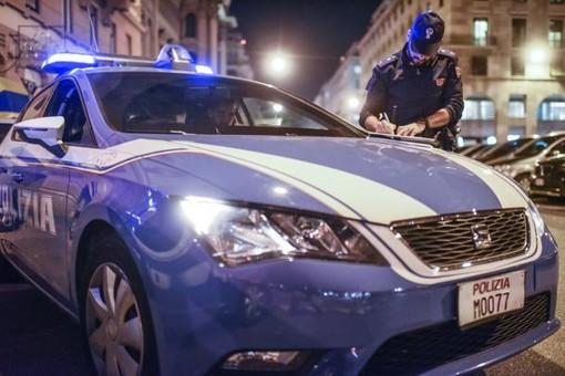 Savona, controlli della Polizia di Stato su persone e veicoli