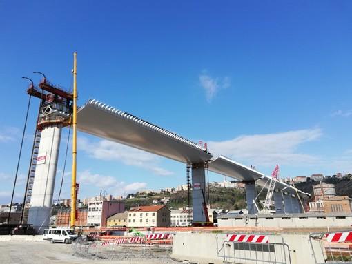 """Ponte, Toti: """"Servono tanti ponti per Genova, un grande cantiere esempio per l'Italia"""""""