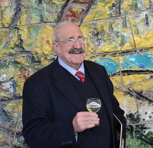Albisola, il maestro ceramista Giovanni Poggi premiato a Silkeborg