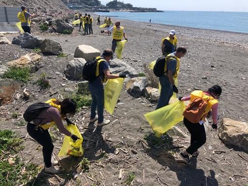 Parte la campagna 'Puliamo il mondo' di Legambiente con iniziative in tutta la Liguria