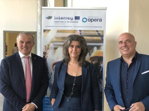 """Inaugurato a Savona lo sportello """"Opera"""", progetto europeo a sostegno della promozione di attività di supporto gratuito all'autoimprenditorialità"""