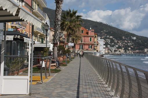 Passeggiata Baracca, Ciccione e Cadorna e abbattimento barriere architettoniche: tutti gli interventi su Alassio (FOTO)