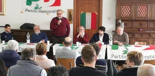 Il 42enne Simone Ziglioli nuovo coordinatore dei circoli Pd Val Bormida (FOTO)