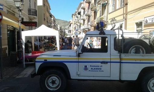 """Alassio, incontro protezione civile-amministratori condominio sul tema """"Allerte arancioni e rosse"""""""
