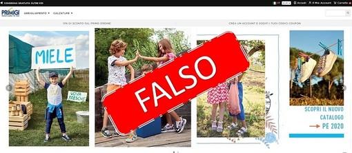 Truffe online: smantellato dalla Polizia Postale un sito-clone di quello ufficiale Primigi