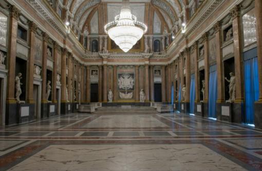 Al Palazzo Ducale di Genova le elezioni del CONI Liguria