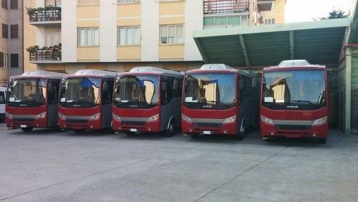 """Sui bus TPL Linea in arrivo il personale della Protezione civile: """"Tutele per gli studenti con la riapertura delle scuole"""""""