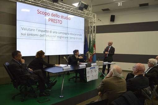 Presentati i risultati della campagna contro l'ictus P.R.E.S.T.O. (VIDEO)