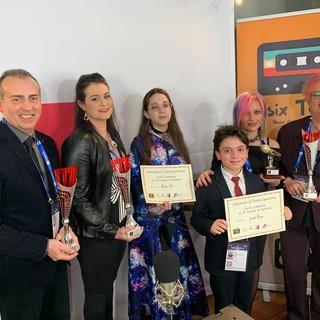 """Memorabile esperienza a """"Casa Sanremo 2020"""" per la scuola di canto """"Music Style L'Atelier delle Voci"""" di Cairo Montenotte"""