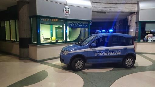 Rientra in Italia nonostante un decreto di espulsione, 34enne marocchino arrestato dalla Polfer ad Alassio