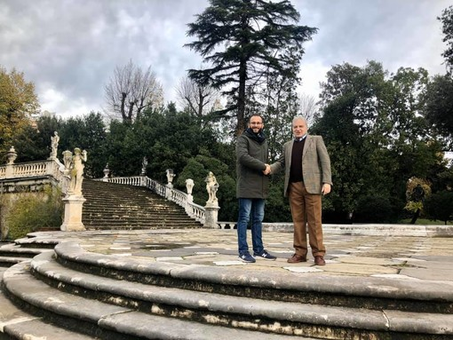 Albisola, un accordo per la valorizzazione turistico-culturale di Villa Gavotti