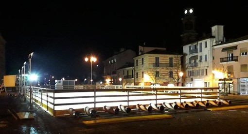 Cairo, il 27 gennaio pattinaggio su ghiaccio per beneficenza a favore dell'A.V.O. Onlus