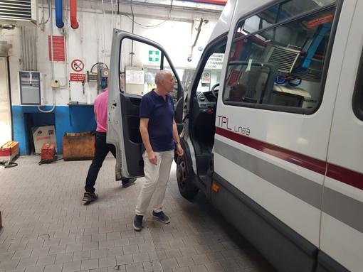 """Nuove paratie di protezione per gli autisti sui mezzi Tpl: """"Più sicurezza sui bus, intervento su 16 mezzi"""""""