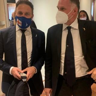 """Liguria """"green"""", vice presidente Piana al ministro Garavaglia: """"Fondamentale entroterra e natura per il rilancio dell'estate 2021"""""""