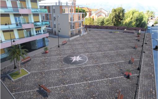 Albenga: ecco come sarà la nuova Piazza sul Lungomare (FOTO)