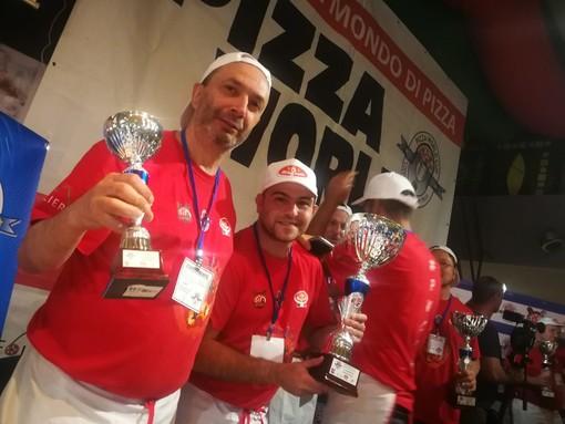 """Il pizzaiolo varazzino Salvo Territo vince la 17edizione del """"Pizza World Cup"""""""