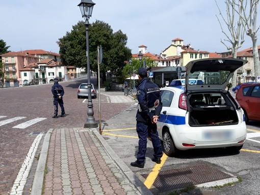 Carcare, controlli della Polizia Locale per limitare la velocità nel centro abitato