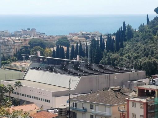 Alassio, palazzetto dello sport, approvato progetto esecutivo per completamento lavori