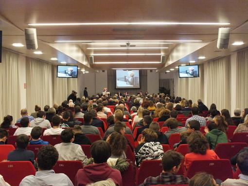Savona, grande affluenza di pubblico al Festival della Scienza savonese