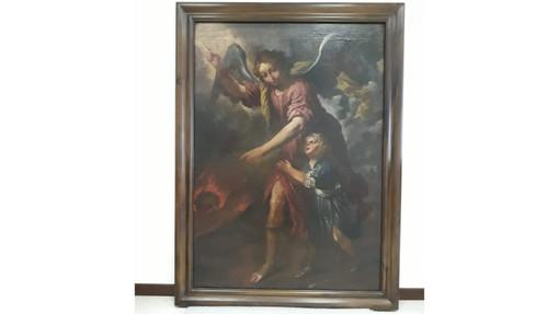 Carcare, restaurata opera del pittore genovese De Ferraris: farà parte della futura pinacoteca comunale