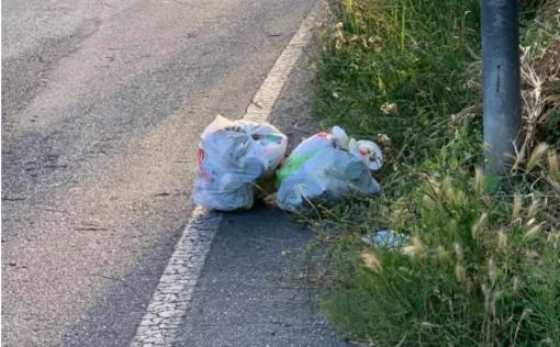 """Borghetto, nuova telecamera contro i furbetti dei rifiuti, il sindaco: """"Serve più senso civico"""""""