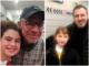 """Quattro bambini di Varazze figurazioni speciali per il film """"Security"""" di Peter Chelsom"""