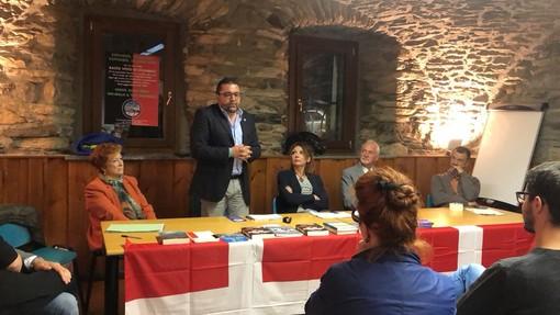 Il Senatore Ripamonti in Val d'Aosta per sostenere la Lega alle regionali