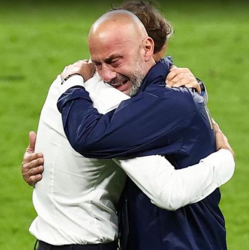 Lo spirito della Sampdoria trionfa a Wembley con l'Italia a Euro 2020