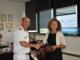 Il Questore di Savona Dott.ssa Giannina Roatta visita la Capitaneria di Porto di Savona