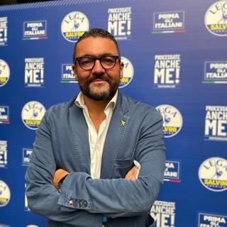 """Savona, il senatore Paolo Ripamonti (Lega): """"Sede imbrattata: risponderemo andando sempre avanti a testa alta"""""""