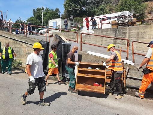 """Campo nomadi Savona, Caprioglio: """"Non si poteva attendere ancora, sussistevano problemi di sicurezza"""""""