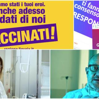 """Regione Liguria lancia la campagna """"Io mi vaccino"""" basata su credibilità e fiducia nei medici (VIDEO)"""