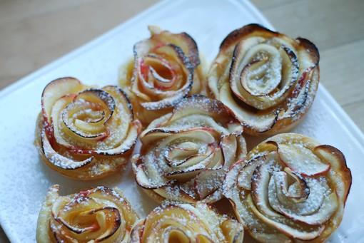 Mercoledì Veg: roselle di mele e cannella