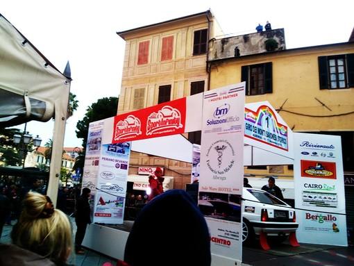 """Albenga, il rally """"Giro dei Monti Savonesi Storico"""" promosso anche dal pubblico"""